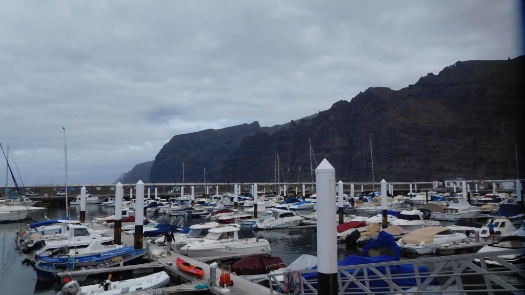 Teneriffa Hafen